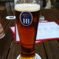 Photo taken at Grünauer by Lauren G. on 5/29/2012