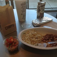 Photo taken at Chipotle Mexican Grill by Ricky on 8/15/2012
