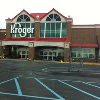 Photo taken at Kroger by Becky M. on 7/18/2012