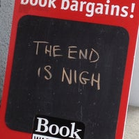 Photo taken at Book Warehouse by Roving B. on 3/16/2012