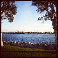 Das Foto wurde bei Embarcadero Marina Park South von aliza am 8/14/2012 aufgenommen