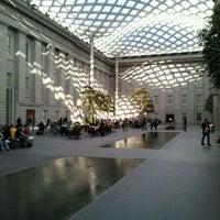Photo taken at Robert and Arlene Kogod Courtyard by Erik W. on 3/10/2012