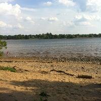 Photo taken at Neshaminy State Park by Nanoo T. on 5/13/2012