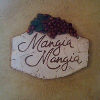 Photo taken at Mangia Italiana by Teo E. on 4/18/2012