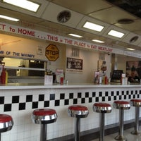 Photo taken at Baby's Burgers & Shakes by Marty D. on 6/12/2012
