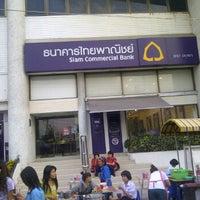 Photo taken at ธนาคารไทยพาณิชย์ (SCB) by KOKOKRUNCH on 2/3/2012