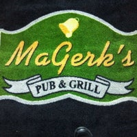 Photo taken at MaGerks Pub & Grill by DRR on 4/10/2012