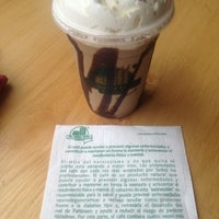 Photo taken at The Italian Coffee Company by PamiXcool G. on 7/24/2012
