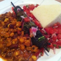 Photo taken at Flavors Of East Africa by princeofwine on 7/3/2012