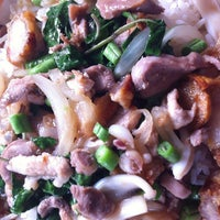 Photo taken at อาหารตามสั่งคุณน้อย by 🌸 KaTe . on 8/8/2012
