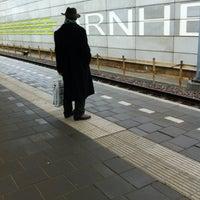Photo taken at Station Arnhem Centraal by Raymond J. on 2/16/2012