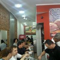 Photo taken at Giramondo Caffé by Flavio M. on 2/24/2012