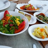 Photo taken at Kervansaray Otel by Arda K. on 8/27/2012