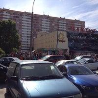 Снимок сделан в ТРК Бада-бум пользователем Nick N. 6/4/2012