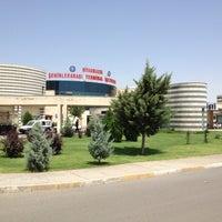 Photo taken at Diyarbakır Inter-City Bus Terminal by Serbay Ş. on 7/25/2012
