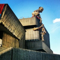 Photo taken at Hayward Gallery by Jonathan C. on 6/30/2012