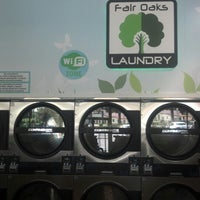 Photo taken at Fair Oaks Laundry by Gary T. on 8/17/2012