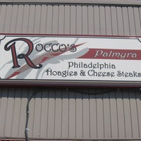Photo taken at Rocco's by Gavin K. on 8/23/2012