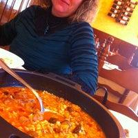 Photo taken at Restaurant La Font de Prades by 55bcm on 2/28/2012