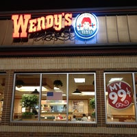 Photo taken at Wendy's by Jim R. on 3/3/2012