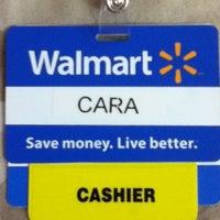 Photo taken at Walmart Supercentre by cara angela s. on 9/9/2012