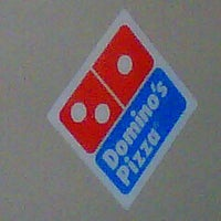 Photo taken at Domino's Pizza by Julio Cesar L. on 2/12/2012