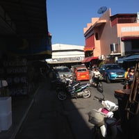 Photo taken at Mueang Satun Market by PeacK S. on 2/11/2012
