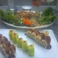 Photo taken at Baby Blue Sushi Sake Grill by Guy D. on 8/24/2012