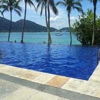 Photo taken at Pangkor Laut Resort by Wan m. on 7/5/2012