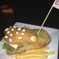 Photo taken at Great Burger @ Hijau by samuel n. on 3/1/2012