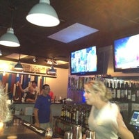 Photo taken at Blue Rock Pizza &Tap by Beth W. on 9/8/2012
