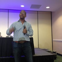 Photo taken at Affiliate Summit East 2012 by Trisha F. on 8/13/2012