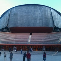 Photo taken at Auditorium Parco della Musica by Marco S. on 5/5/2012