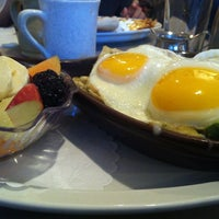 Photo taken at Egg Harbor Cafe by Daisy S. on 9/8/2012