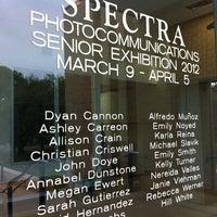 Photo taken at Fine Arts Center (ARTS) by Jan G. on 3/13/2012