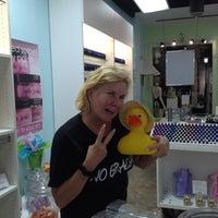 Photo taken at Bath Junkie by Anne O. on 5/9/2012