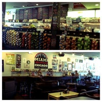 Photo taken at Chicago Bagel Authority by Alex C. on 6/6/2012
