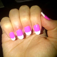 Photo taken at Trevi Nails by Dee M. on 4/21/2012