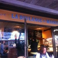 Photo taken at La Boulange de Market by Rob G. on 5/31/2012