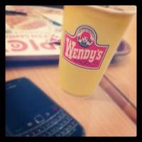 Photo taken at Wendy's by irfan pupu r. on 7/10/2012