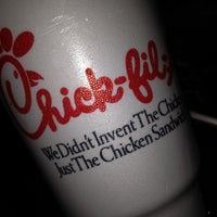 Photo taken at Chick-fil-A by Mark S. on 3/17/2012