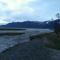 Photo taken at Hope, Alaska by Lena A. on 5/27/2012