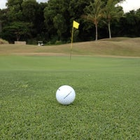 Photo taken at Bay View Golf Park by Yongchae S. on 8/26/2012