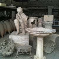 Photo taken at Area Archeologica di Pompei by MrsHenryBrandt on 5/25/2012