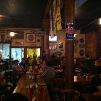 Photo taken at Barley's Taproom & Pizzeria by Jess L. on 4/7/2012