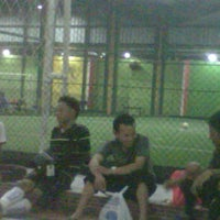 Photo taken at Kene Wae Futsal Center by Nana U. on 9/7/2012