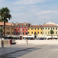Photo taken at Piazza Grande by Mister R. on 9/6/2012