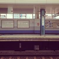 Photo taken at Keisei-Funabashi Station (KS22) by Tom T. on 8/15/2012