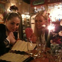 Photo taken at Klafira Russian Cuisine by Maria S. on 3/1/2012