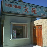 Photo taken at Comida China Wen Yuan by Rodrigo a. on 8/20/2012